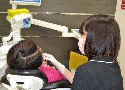 東新宿歯科_クリーニング風景