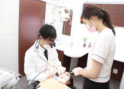やまのて歯科_診療風景