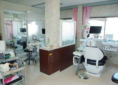 藤本歯科登戸医院_診療室