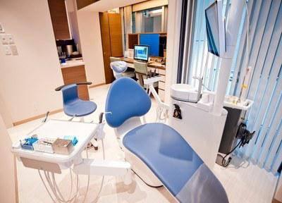 MAKI DENTAL OFFICE GINZA 診療室
