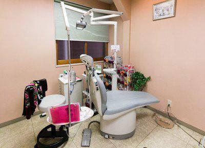 たけやま歯科医院 診療台