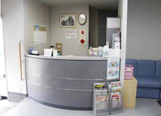 マス歯科医院 受付