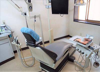 越智歯科医院_診療室