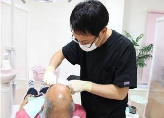 牟禮歯科医院 治療風景