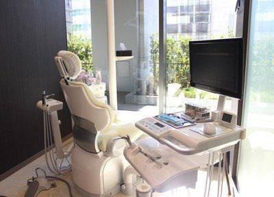 日比谷通りスクエア歯科クリニック矯正歯科センター_診療室