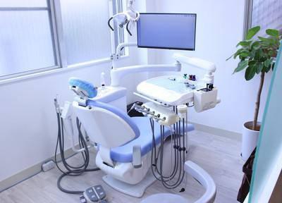 うきち歯科医院  診療台