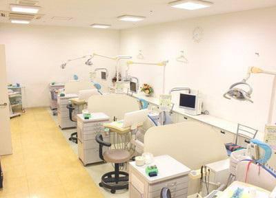 ミント歯科クリニック 大野城_診療室