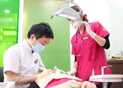 たかもり歯科医院_治療風景