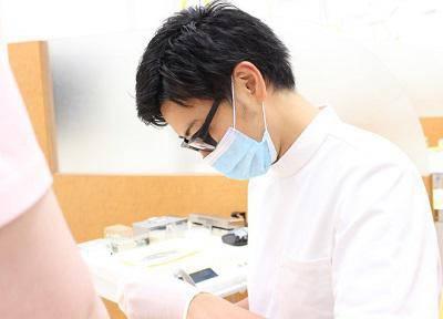 王子ホワイト歯科_治療風景