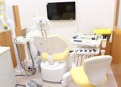 王子ホワイト歯科_診療室
