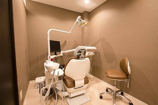 いけむら歯科クリニック 診療台