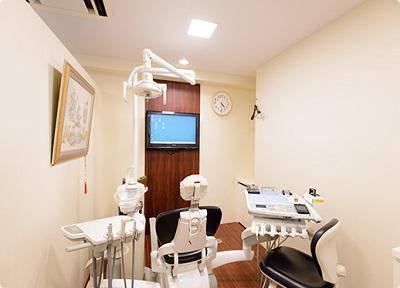 人形町ハルタ歯科_診療室