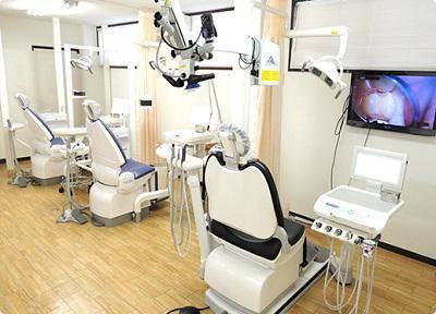 三條歯科医院_診療室