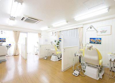 駿河台・デンタルオフィス_診療室