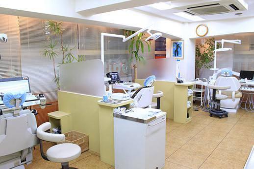 斉藤歯科クリニック 診療室