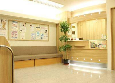 岡田歯科医院_待合室