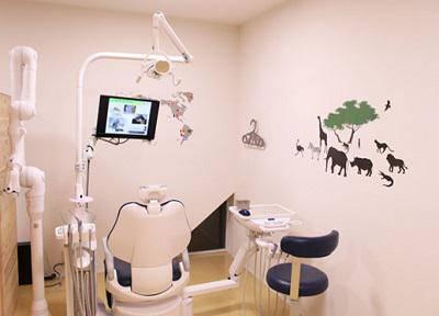 とりがおか歯科_診療室