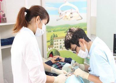 ファミリー歯科_治療風景