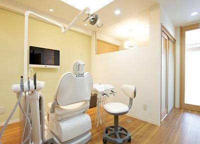 さかなか歯科_診療室