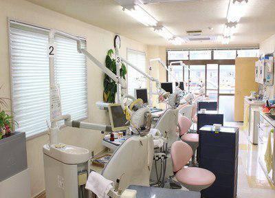 くろいわ歯科医院 診療台