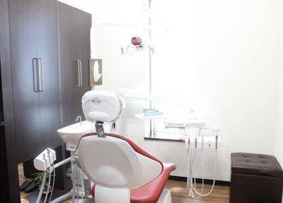メディケア歯科クリニック 長野三輪 診療台