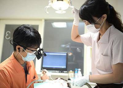 三隅歯科クリニック_治療風景