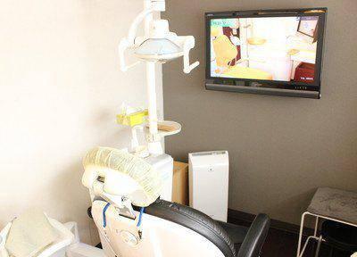 フジバヤシ歯科クリニック 診療台