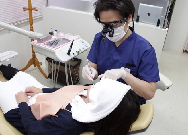 たけお歯科 治療風景