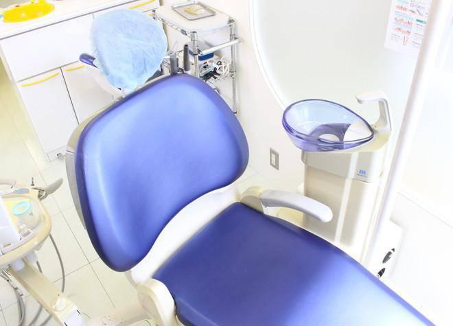 ほりのうち歯科医院 診療台