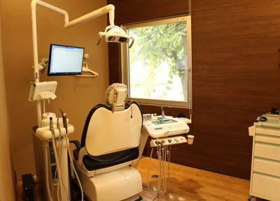 いちかわ歯科医院 診療台