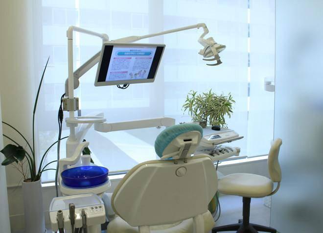 西葛西スマイル歯科クリニック 診療台