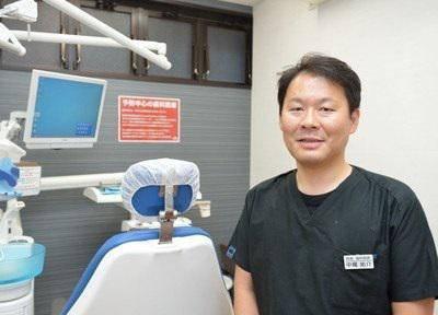 歯科中橋_院長先生