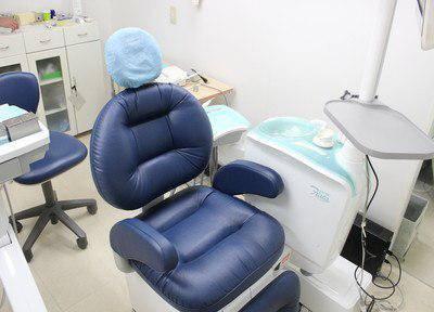 ドルフィンファミリー歯科 診療台
