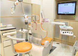 八王子ソレイユ歯科クリニック 診療台