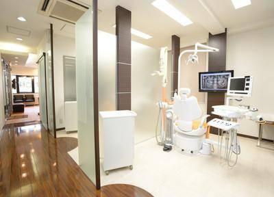 かず歯科室 診療台