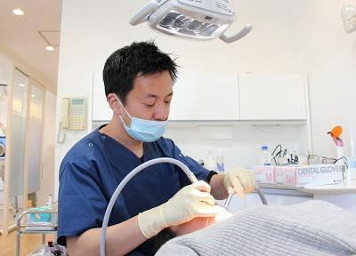 志賀歯科医院_治療風景