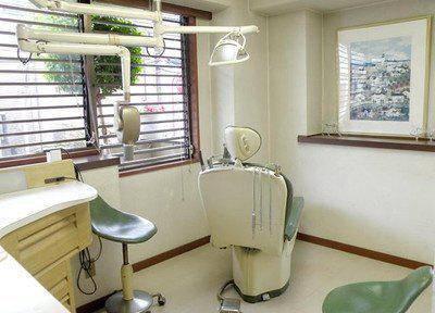 ホワイト歯科クリニック_診療室