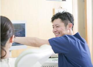 あおき歯科クリニック_診療風景
