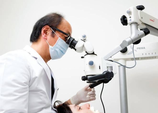 四つ木歯科クリニック_治療風景