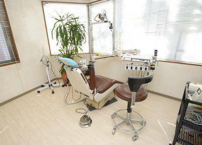 河合歯科クリニック_診療室