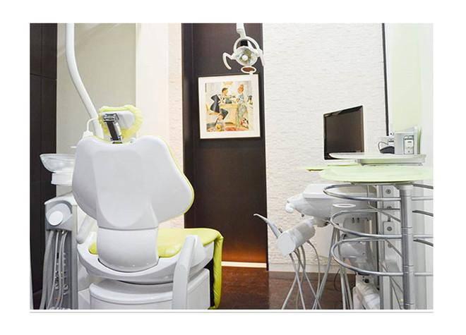 アス港北歯科クリニック_診療室