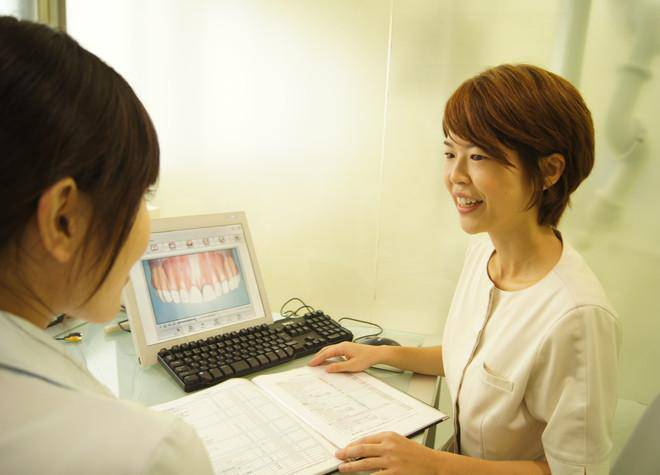 懸田歯科医院_カウンセリング