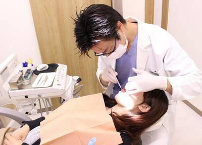 みょうでんfamily歯科_治療風景