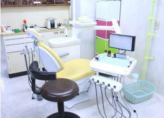 ホワイト歯科_診療室