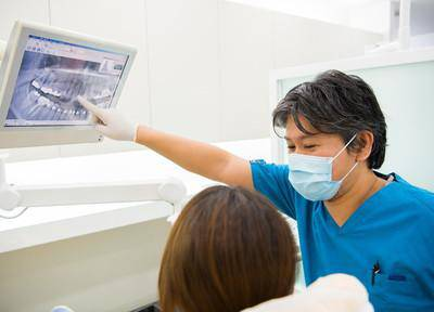クレール歯科クリニック_診療風景