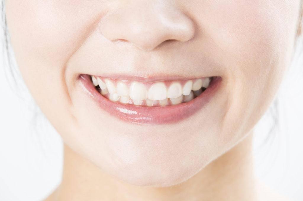 歯並び きれい