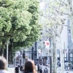 赤坂駅乃木坂方面