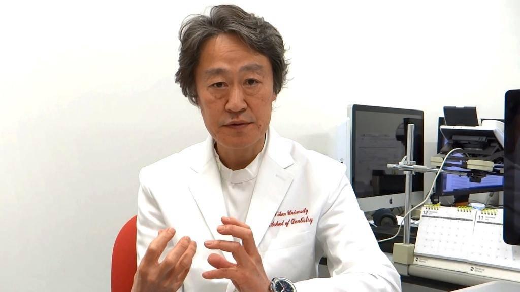 日本大学歯学部教授 宮崎真至先生
