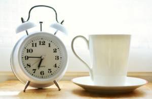 clock-cup