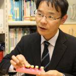 山本松男教授